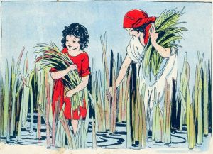 Jochebed and Miriam