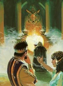 Ahab, Jezebel and Baal