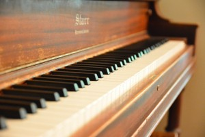 Grandma's Piano--Aged 100+